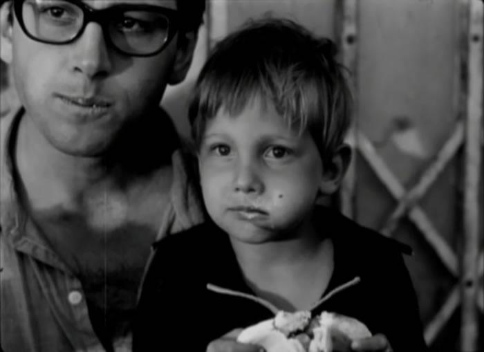 『子どもとの3日間』Three Days and a Child / Shlosha Yamim Veyele
