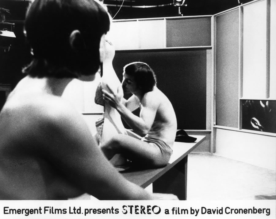 『ステレオ/均衡の遺失』Stereo